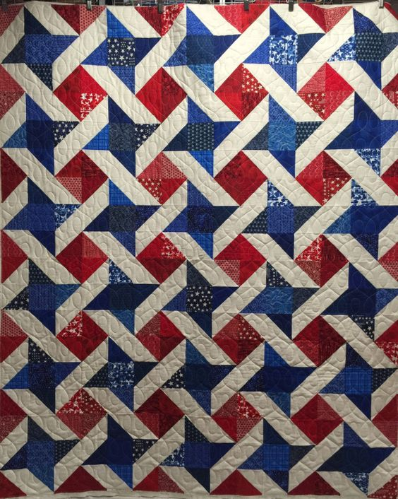 Quilts of Valor Part Two: