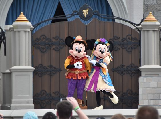 Image result for Mickey's Royal Friendship Faire pinterest