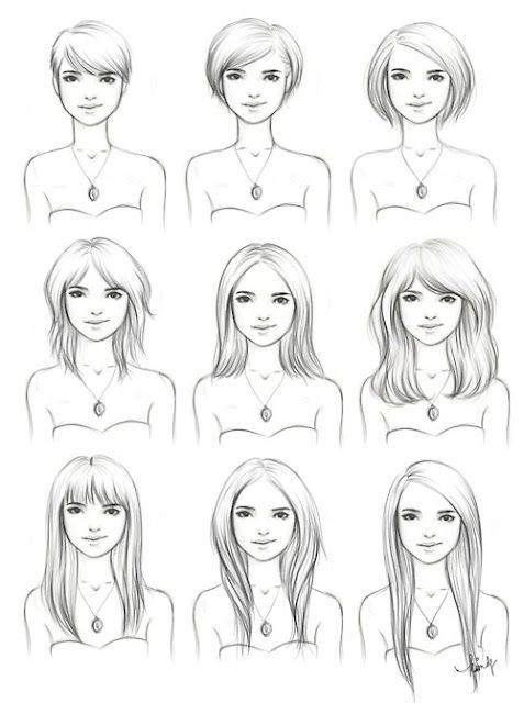 Which Hairstyle Suits Me Female Growing Out Hair Growing Out
