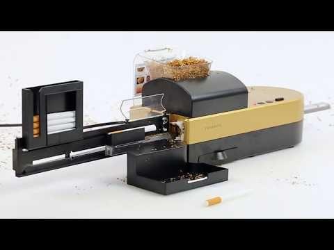 Die Neue Elektrische Stopfmaschine Panamera Vollautomatisch 10 Perfekte Zigaretten Per Knopfdruck Herstellen Kostenloser Versand In Ganz De In 2020 Make It Yourself