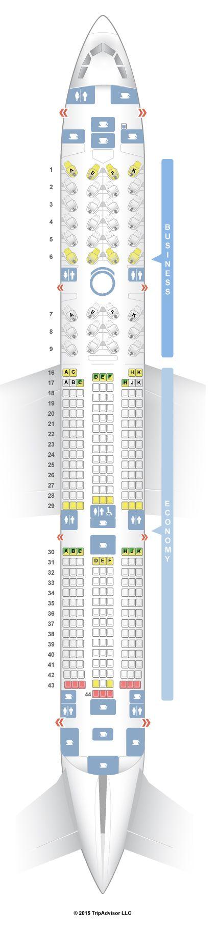 Airbus A330-200 (332)