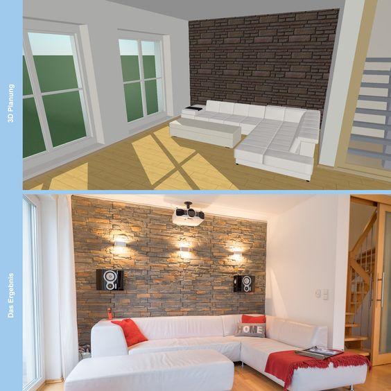 beamer Wohnzimmer Pinterest TVs - leinwand für wohnzimmer