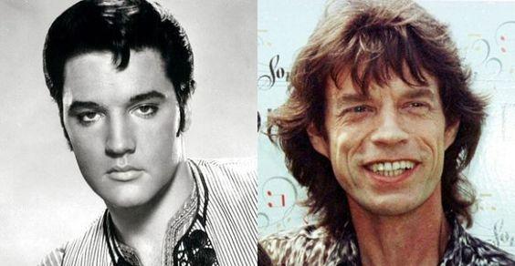 Mick Jagger producirá biopic sobre Elvis Presley