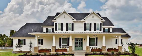 Custom Farmhouse | Richmond Signature Homes