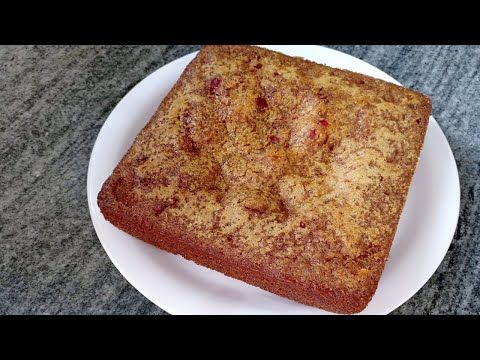 Eggless Suji Cake With Condensed Milk Semolina Cake Recipe स ज क क क Youtube Condensed Milk Cake Semolina Cake Recipe Cake Recipes