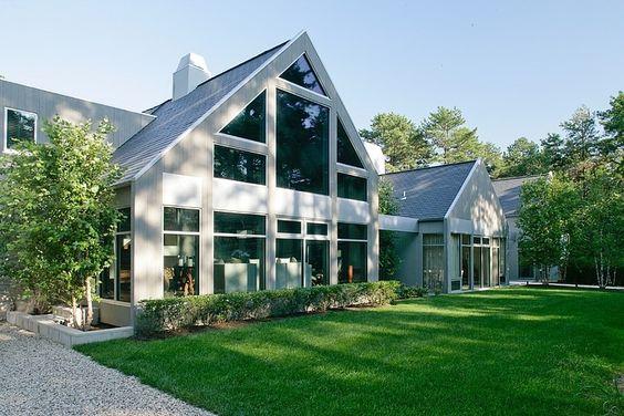 Modernes Bauernhaus von Betty Wasserman