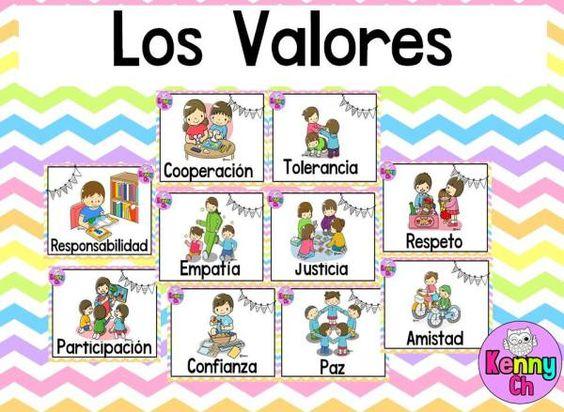 Tarjetas valores (1)