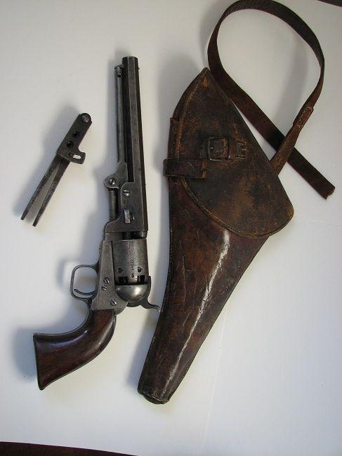 Crimean War british firepower Victorian Wars Forum • Handguns: Colt model 1851 Navy revolver