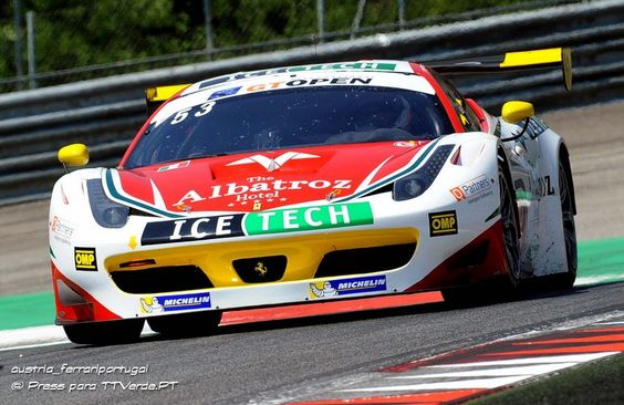 International GT Open - Ferrari Portugal