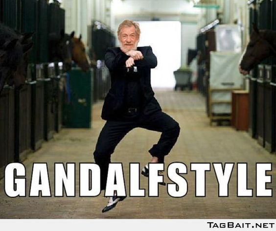 GANDALF STYLE!