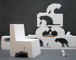 Resultado de imágenes de Google para http://decoracion2.com/wp-content/uploads/estanteria-gatos.jpg