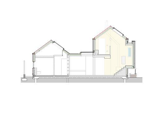 Gallery Of Zinc House Proctor Shaw 20 House Zinc Second Floor Zinc house floor plan