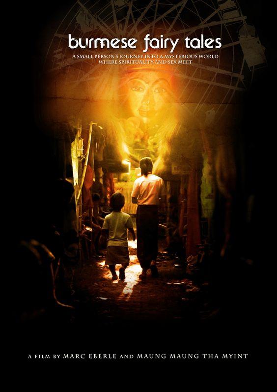 Burmese Fairy Tales Poster