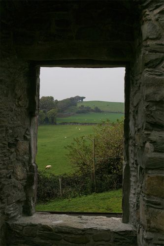 carsluith castle | Window to countryside at Carsluith Castle | Flickr - Photo Sharing!
