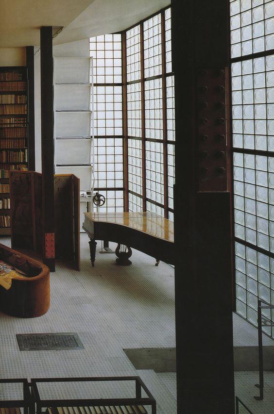 La Maison de Verre  1929  Pierre Chareau