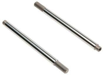 TDRTD330043 - Shock Shaft Rear 52mm DEX410 (2). Shock Shaft Rear 52mm DEX410 (2)