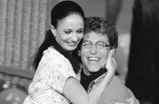 Marcia Haydée und Richard Cragun - das Traumpaar des Stuttgarter Balletts. RIP Ricky..