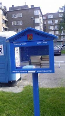 Boekenbox Ganshoren 2