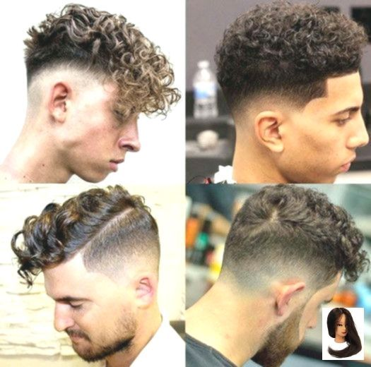 Hair Curly Guide Mens Hairstyles Curly Curly Hair Fade 2019 Guide Curly Guide Hairstyles Del Curly Hair Men Curly Hair Styles Curly Hair Fade