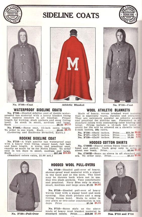 Hoodie Catalogue 1935