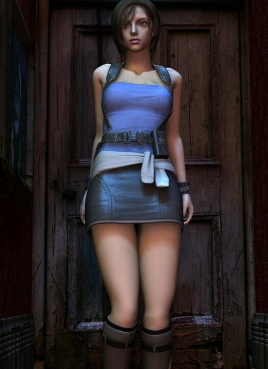 Resident evil 1 red dress barn