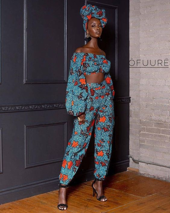 Sexy African Print Fashion outfits for women #wedding #Africanprint #braids #hairstyles #spring #fashion #makeup #Womenswear #womensfashion #gowns #toghu #toghuprint