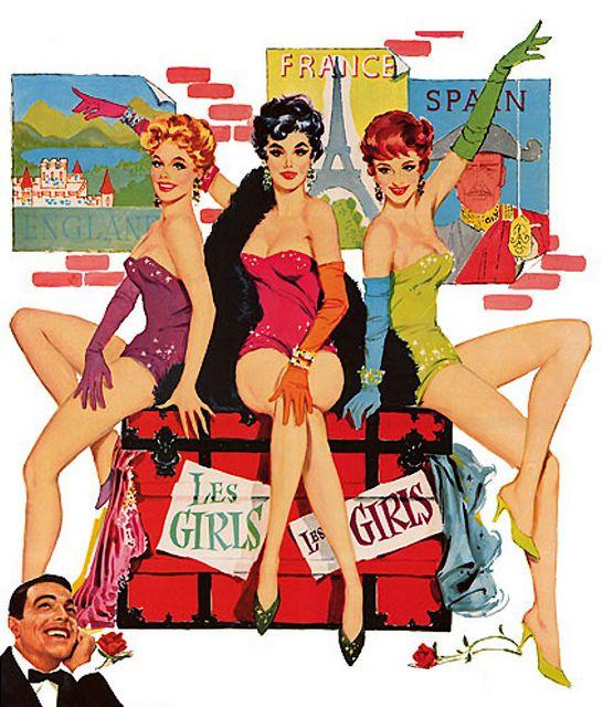 Taina Elg Les Girls