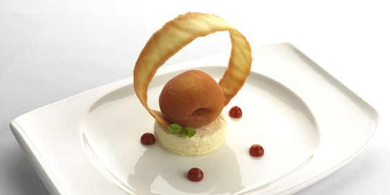 Celebrated Lancastrian chef Paul Heathcote gives his own take on the classic peach Melba recipe - a dessert perfect on a hot summers day