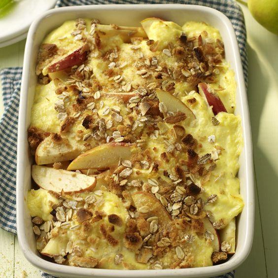 Krokante appel uit de oven met vanille #WWrecept #WeightWatchers