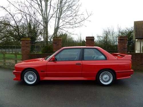 1988 Bmw M3 Evo 2 For Sale Misano Red Picture 4 Of 6 Bmw For