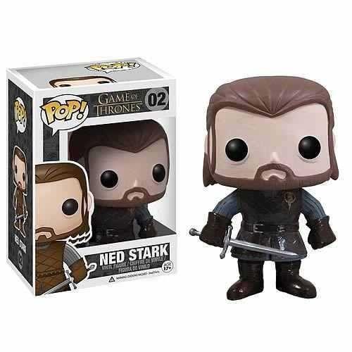 Funko Pop! Ned Stark, Game of Thrones, GOT, HBO, Funkomania, Séries