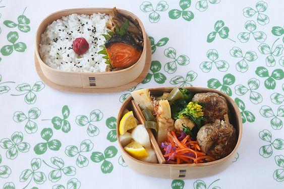 かたち別、お弁当の詰め方教室|cotogoto コトゴト