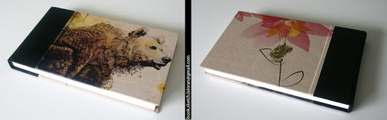 Laloran - notebooks to draw and write: Série_12.07 - widescreen notebook M-| M-panoramic book