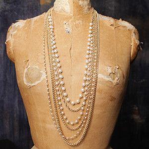 Amelie Necklace.
