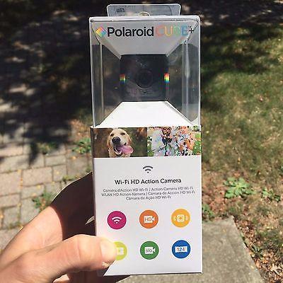 Polaroid Cube Plus Wifi Enabled HD camera https://t.co/hWxZcfgN6G https://t.co/eb3Hup7mwa