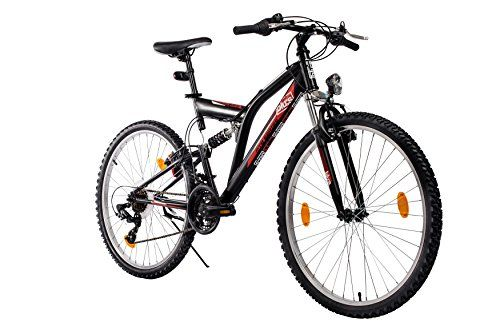 Blu S Prokyon Mountainbike Fahrrad 26 Zoll Mtb Rahmen