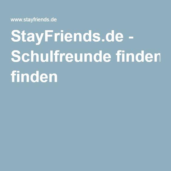 StayFriends.de - Schulfreunde finden