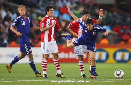 Japan Vs Paraguay Live Streaming Friendlies Football Match 2018 Football Match Soccer Match Football Predictions