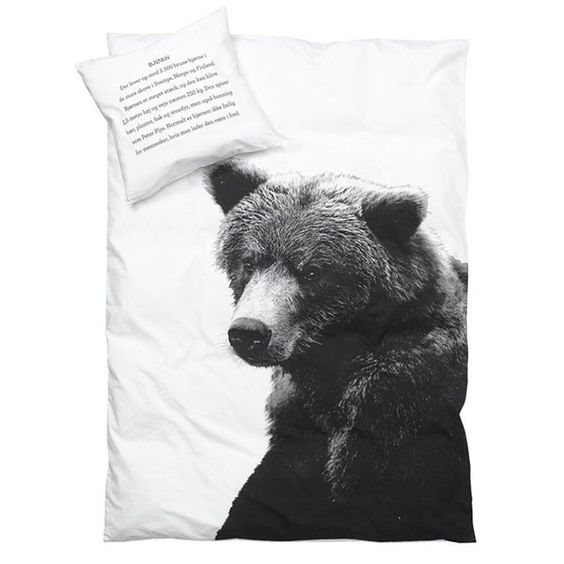Really cool things: 25 wonderful and unique duvet covers for your home - Blog of Francesco Mugnai