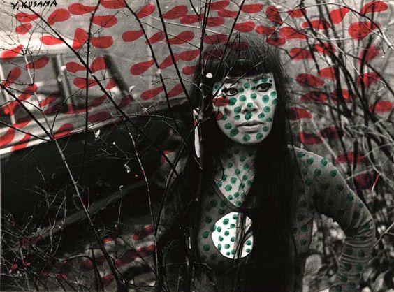 Yayoi-Kusama-Self-Obliteration