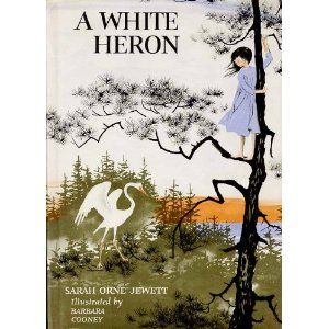 a book report on sarah jewetts a white heron Theodora sarah orne jewett (1849-1909) was born in south berwick, maine she repeated this pattern in her short stories a white heron (1881.