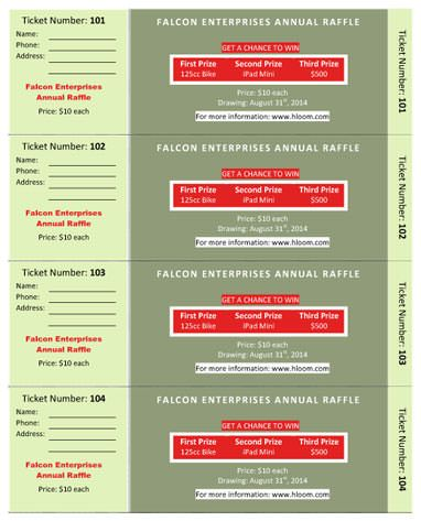 free ticket Templates printable,raffle ticket template Ticket - raffle ticket template