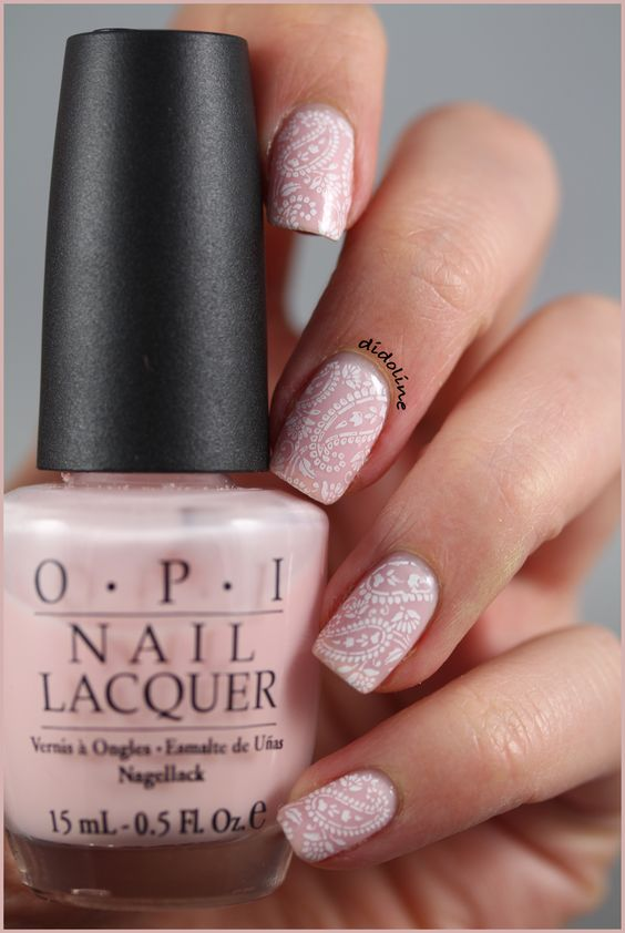 Didoline's Nails: #TheSundayNailBattle - Inspired by Fashion
