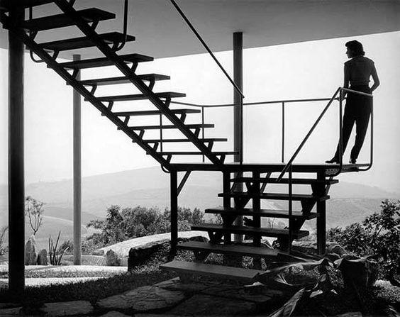 Casa de Vidro (1951), by Lina Bo Bardi, São Paulo, Brazil