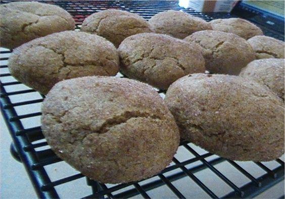 baking cookies brown spices cinnamon sugar cookies recipe brown sugar ...