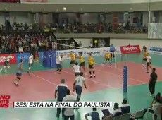 Sesi garante vaga na final do Campeonato Paulista