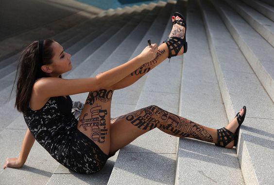 #Typo#Tattoo