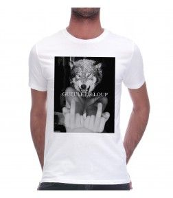T-shirt Gueule de Loup