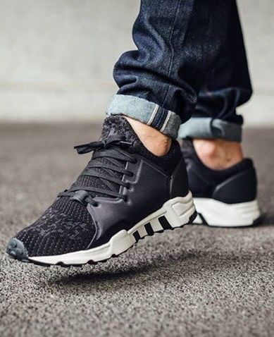 Black EQT Shoes adidas US