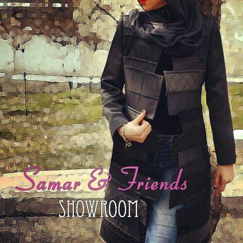 #Black #Jacket Samar & Friends Showroom 09121326666 ﺳﻤر و ﺩﻭﺳﺘﺎﻥ ﻫﺮ ﻫﻔﺘﻪ ﻳﻜﺸﻨﺒﻪ ﺗﺎ ﭘﻨﺠﺸﻨﺒﻪ ﺳﺎﻋﺖ 11-20 ﺯﻋﻔﺮاﻧﻴﻪ ﺑﺮاﻱ ﺩﺭﻳﺎﻓﺖ ﻗﻴﻤﺖ و ﺳﻔﺎﺭﺵ ﻏﻴﺮ ﺣﻀﻮﺭي SHOP ONLINE! www.samar.ir